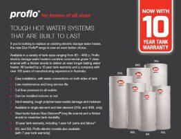 Dux Hot Water Heaters